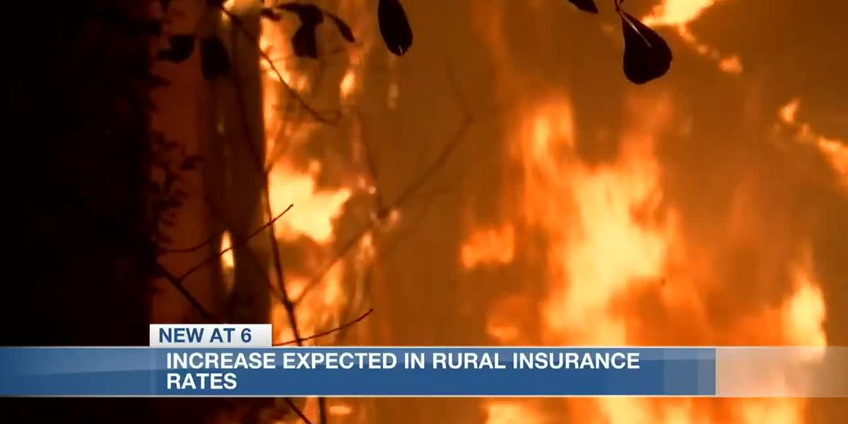 Insurance Commissioner expects hike in insurance rates for rural homeowners