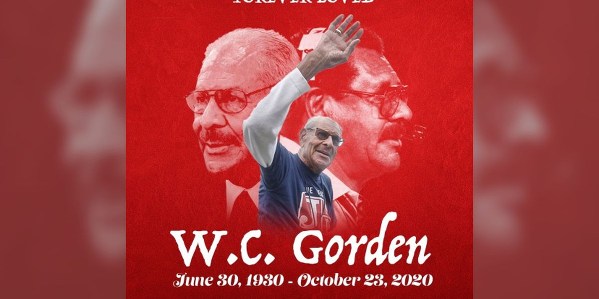 'Forever Loved, Never Forgotten': Former JSU head coach W.C. Gorden passes away