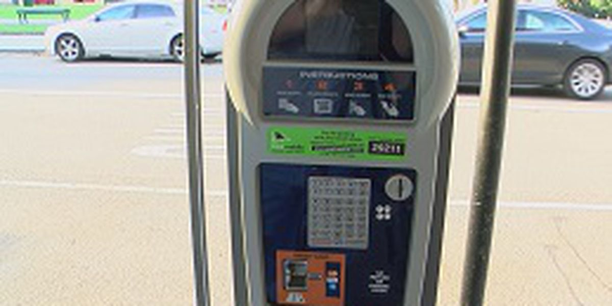 Jackson's mayor says city will have new parking meters in just a few months