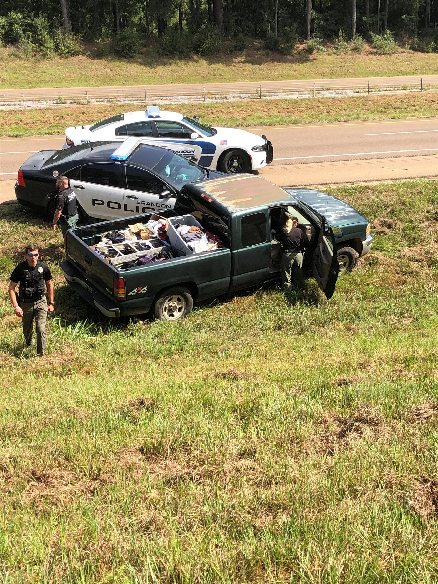 Two arrested for chase in Rankin Co.