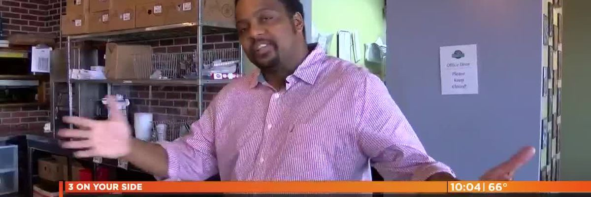 Local business responds to water-main break
