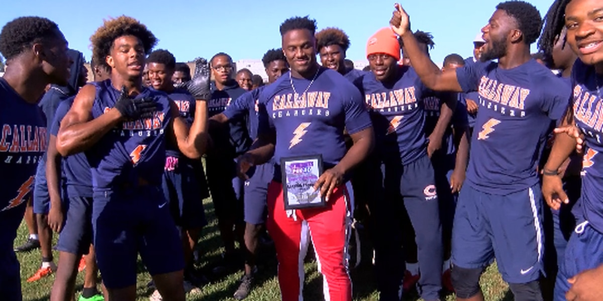 SportsDeck Player of the Week: Callaway's LaKenith Thompson