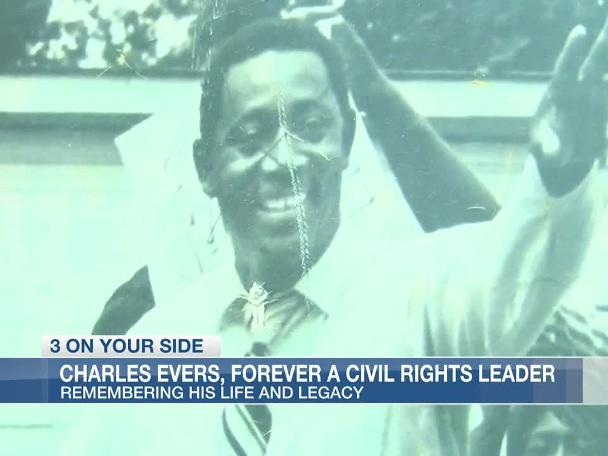 WATCH: Celebration of Life for civil rights leader Charles Evers