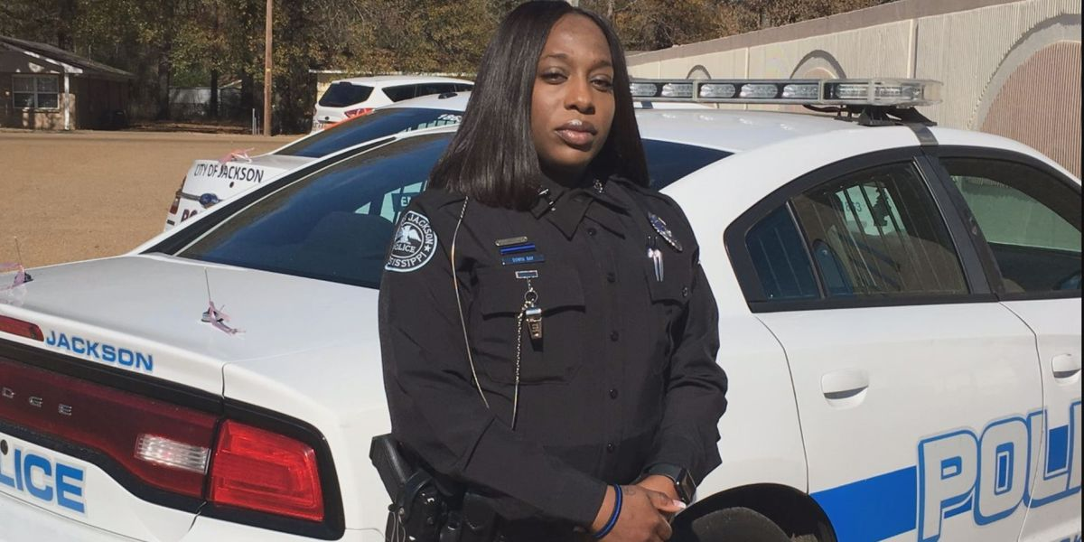 Former corrections officer joins the JPD with new class of law enforcement officers
