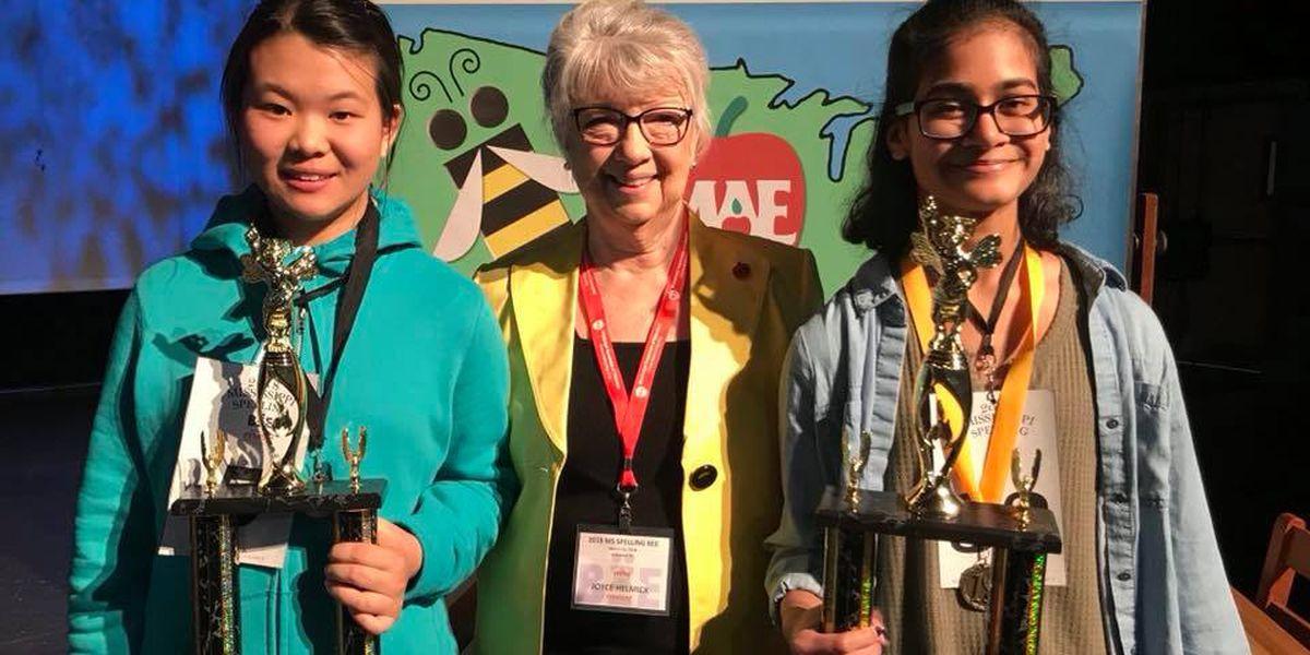 Northwest Rankin eighth grader wins 2018 Mississippi Spelling Bee