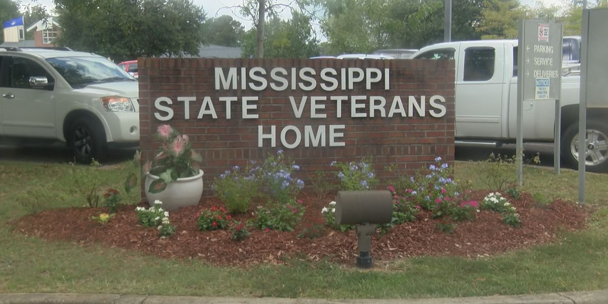 Veteran at Mississippi State Veterans Home dies of COVID-19