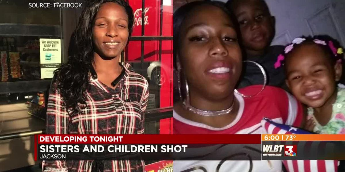 VIDEO: Woman shot on Ridgeway St. and woman shot with two toddlers on Bailey Ave. could be sisters
