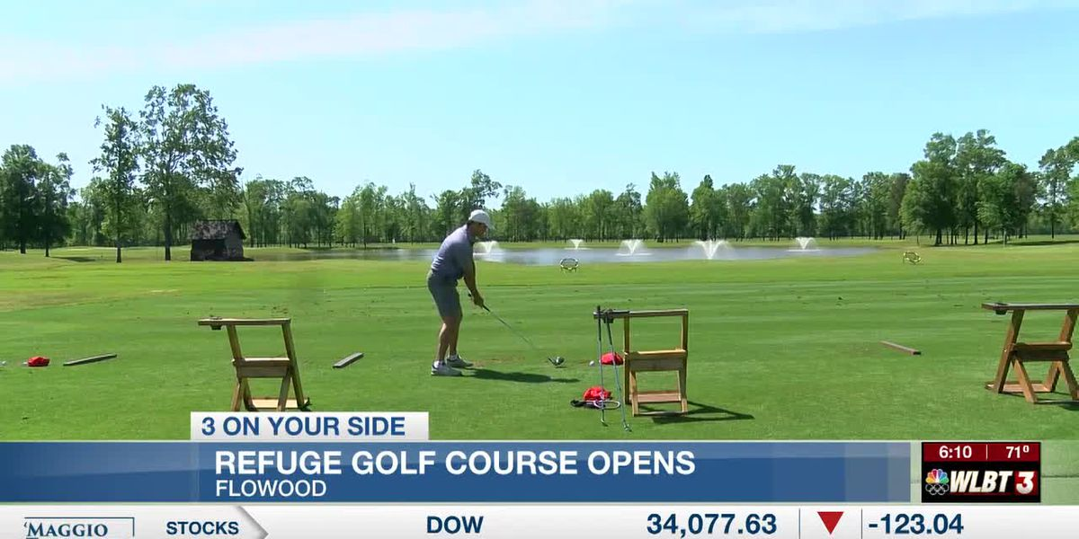 Tee time! First phase of $50 million Flowood conference center opens to the public