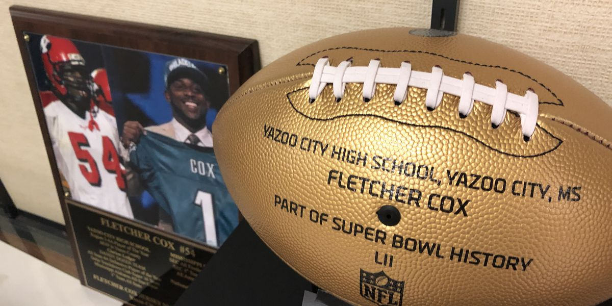 Mississippi Weekend on the Road: Fletcher Cox, Yazoo City's hometown hero
