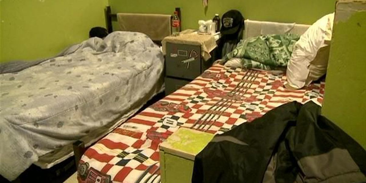 Jackson shelters opening if temps dip below freezing