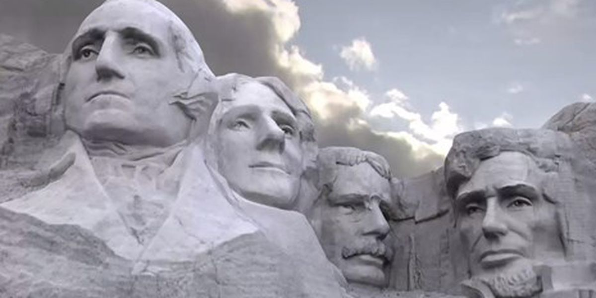 'Not on my watch': South Dakota governor vows to protect Mount Rushmore