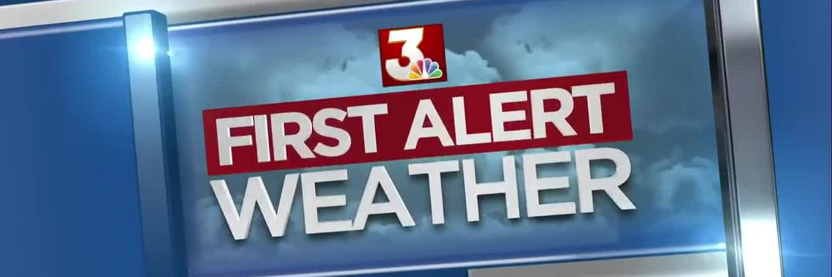 First Alert Forecast: Strong Storms Possible