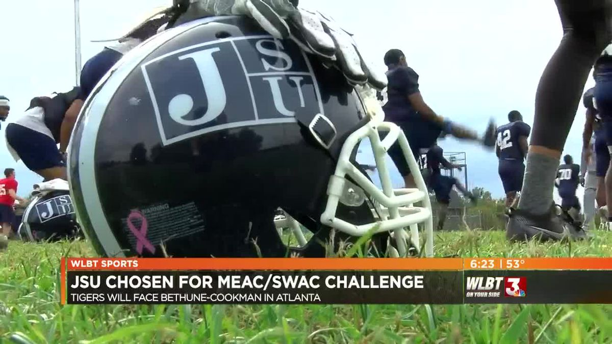 JSU selected for MEAC/SWAC Challenge