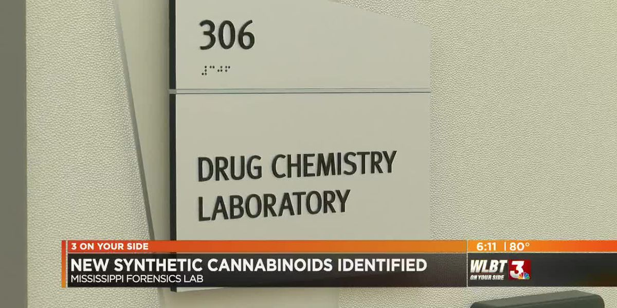 State forensics lab identifying new synthetic cannabinoids