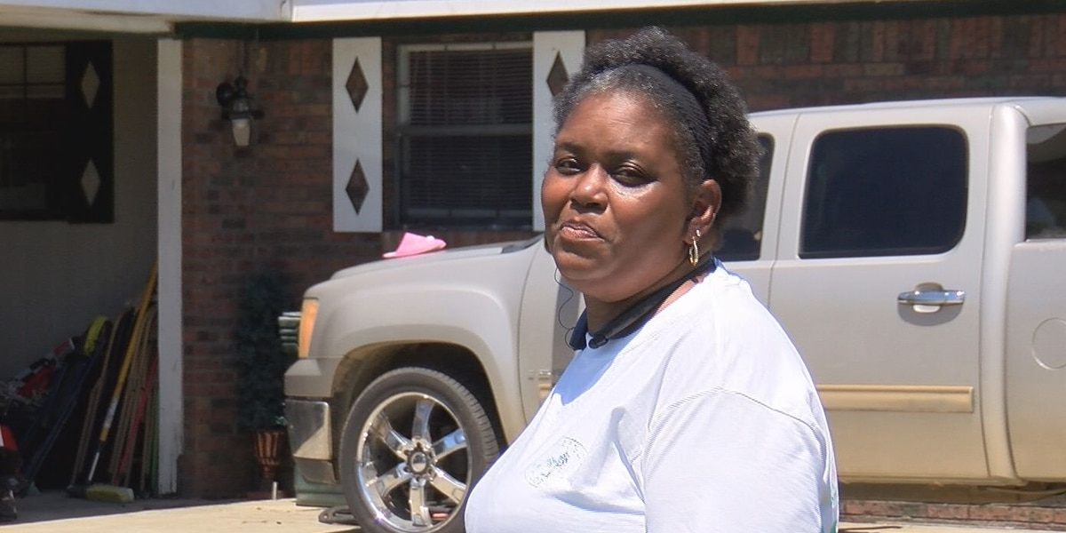 Woman says faith in God helped her during Marion County tornado