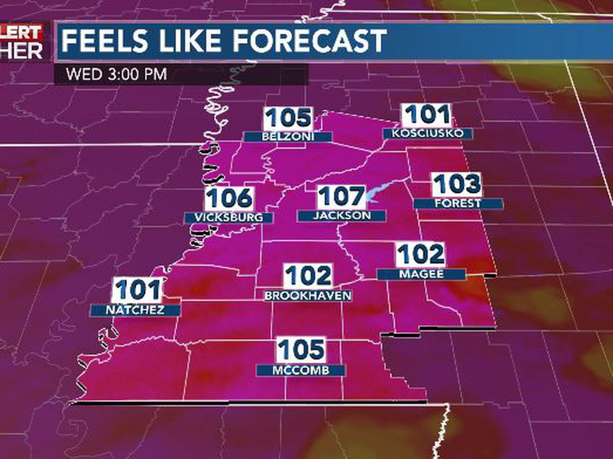 First Alert Forecast: Hot, steamy, & stormy into Independence Day Weekend