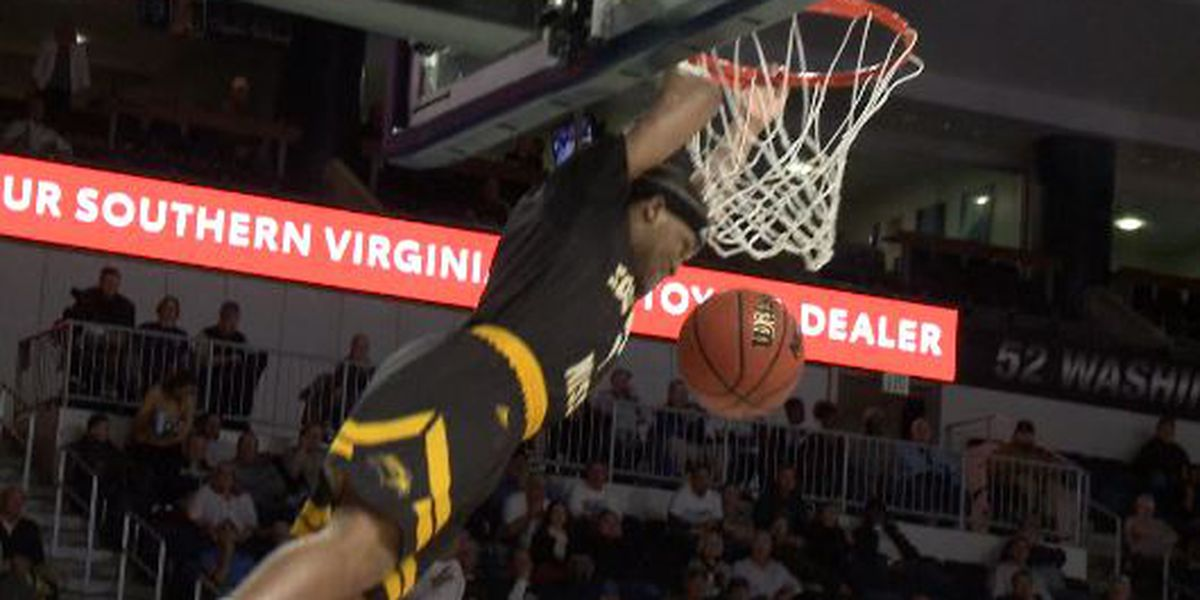 Edwards breaks career steals record in victory over Old Dominion