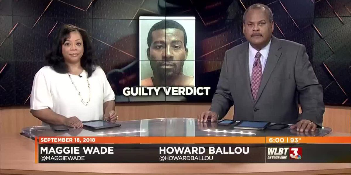 VIDEO: Man found guilty of capital murder in 2014 shooting death of 13-year-old