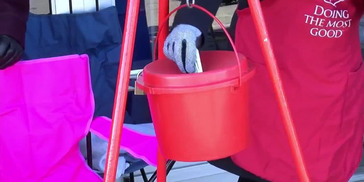 Salvation Army looks to other fundraisers after missing Red Kettle goal by $135,000