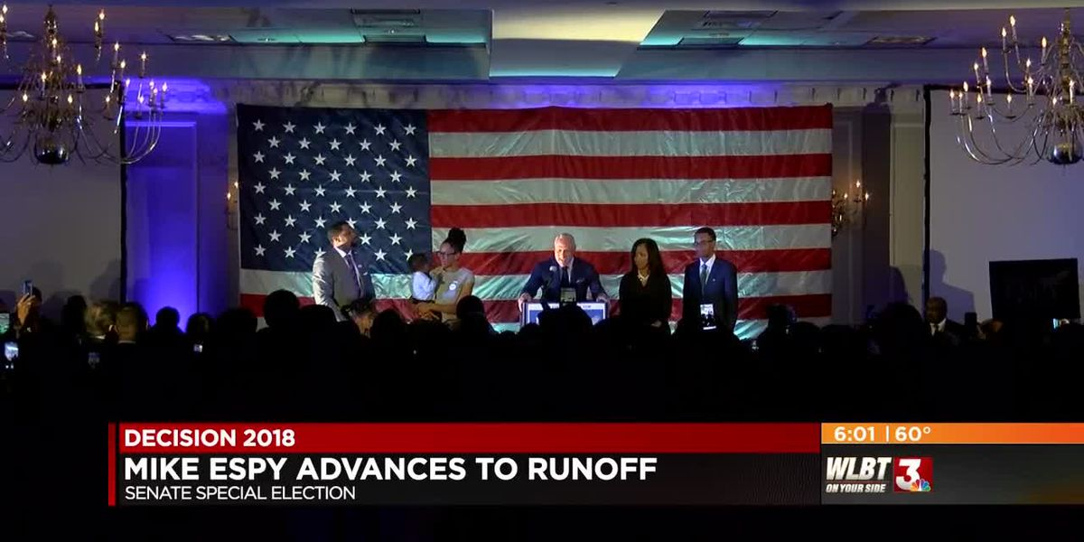 VIDEO-Democrat Mike Espy hits campaign trail as runoff begins