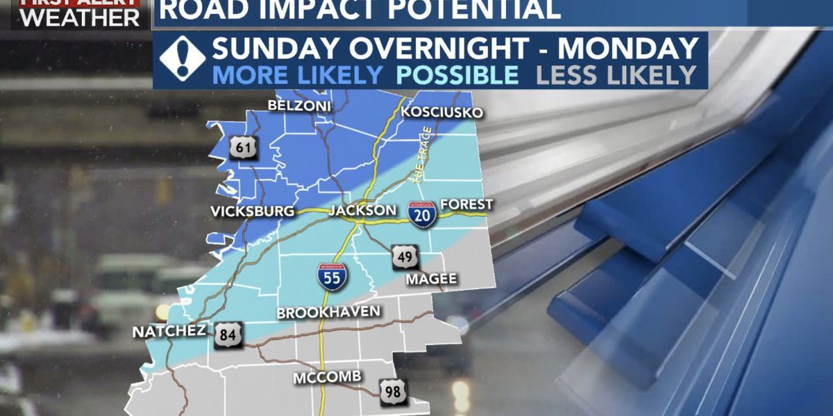 Cold Days Ahead! Snow later in the weekend possible
