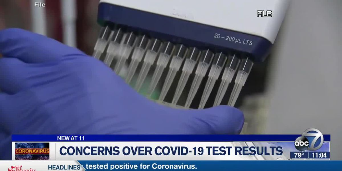 Concerns arise as some receive positive COVID-19 results but never got tested