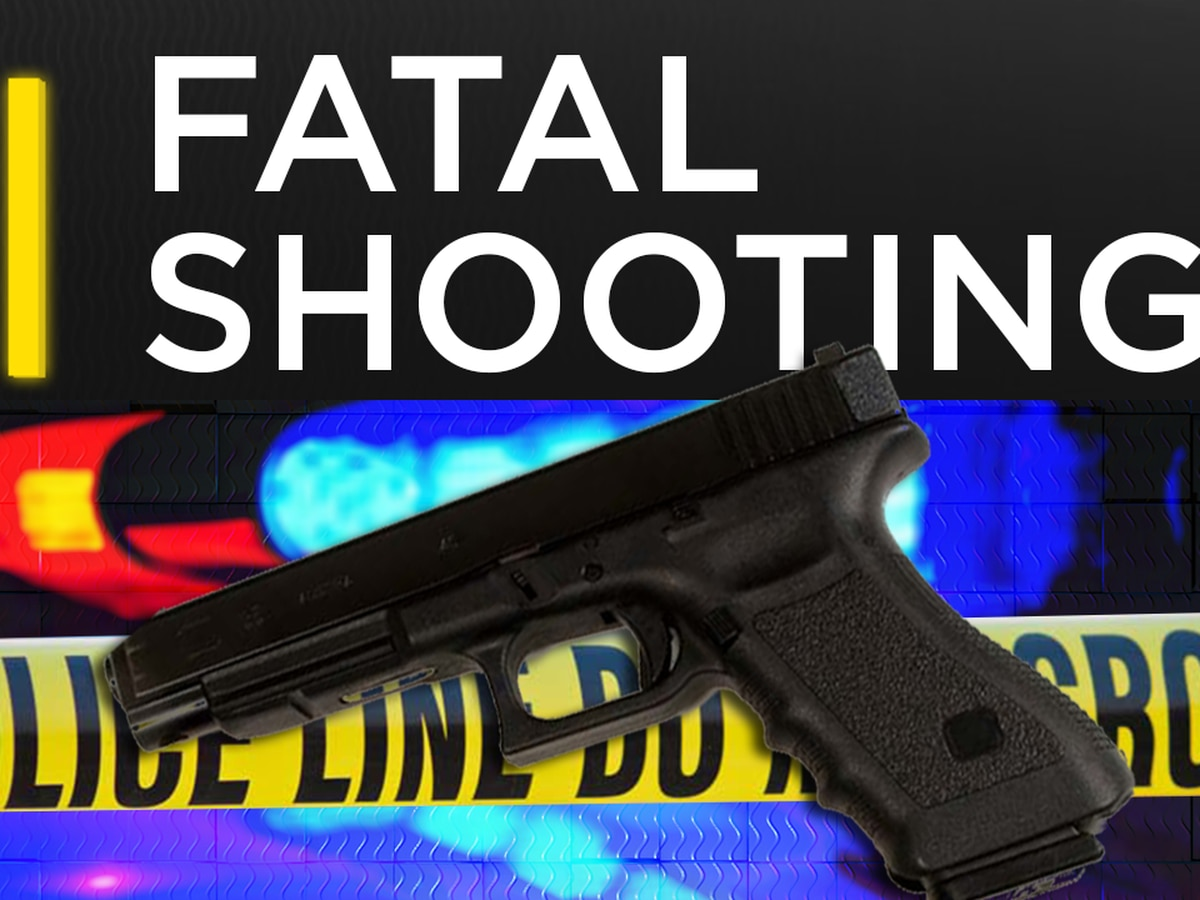 Valentine's Day shooting leaves man dead