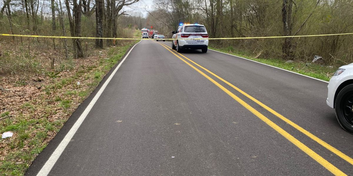 Death investigation underway in Jackson after body found in burned car