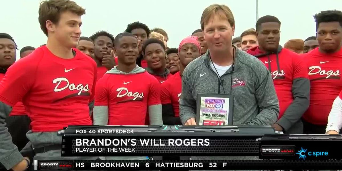 Player of the Week: Brandon's Will Rogers