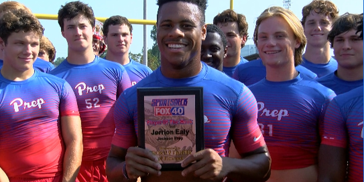 SportsDeck Player of the Week: Jerrion Ealy
