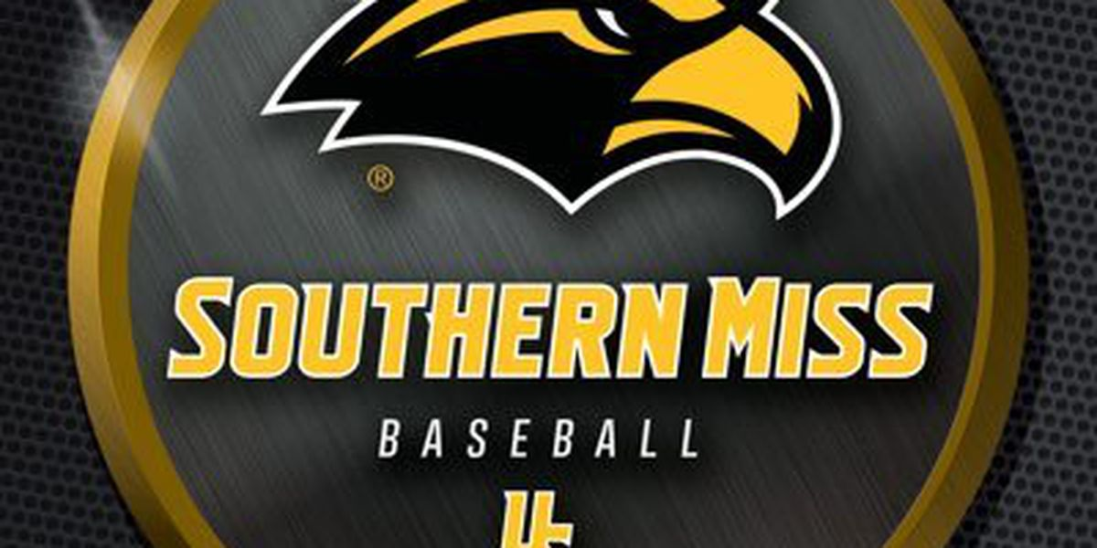 Southern Miss Pitcher Walker Powell Earns C-USA Weekly Award; Golden Eagles Start Homestand Versus UNO