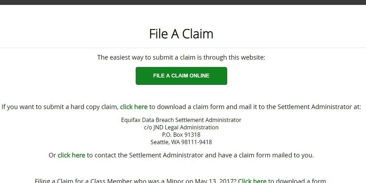 How to find out if Equifax owes you money