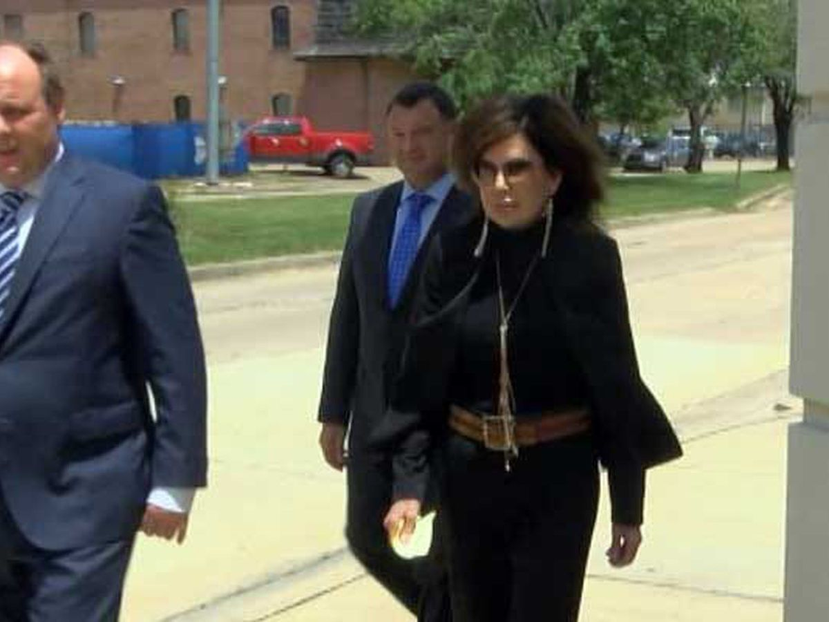 Wife of former Miss. Representative sentenced for paying kickbacks to former Corrections Commissioner