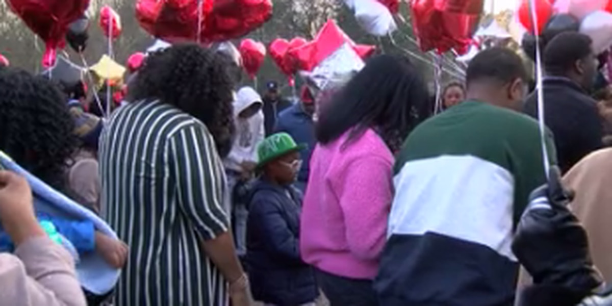 Sumner Hill students remembered in vigil