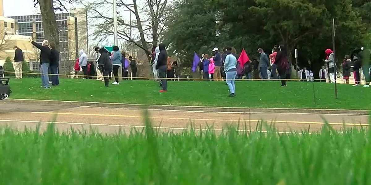 Hundreds gather for prayer and healing during statewide prayer movement