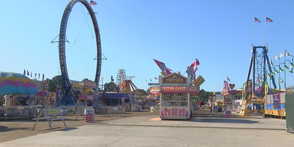 "AG Commissioner responds to criticism of Miss. State Fair: ""Enough of the complaining!"""