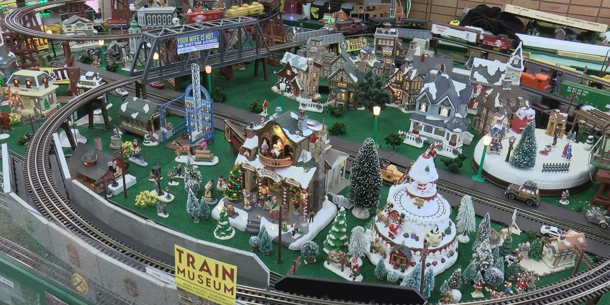 Mississippi Coast Model Railroad Museum has grand opening for South Station