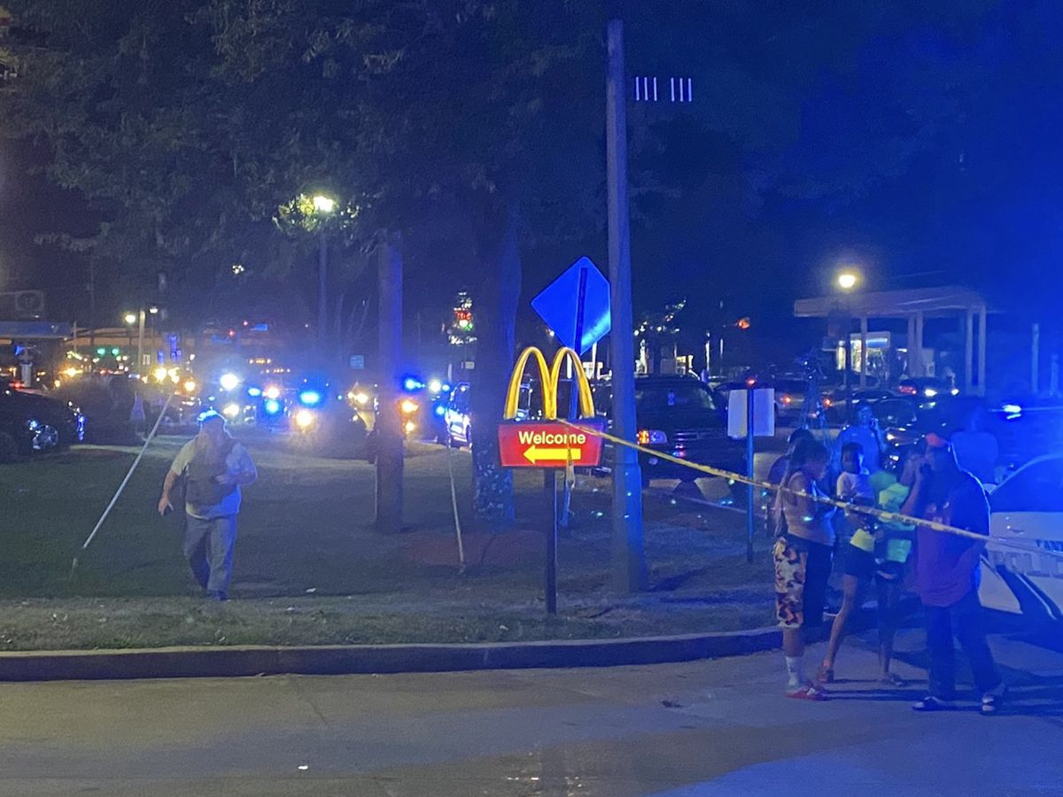 1 dead, 3 critical after shooting at McDonald's in Canton