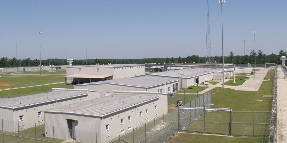 South Mississippi Correctional Institution performed 'mock escape' training exercise