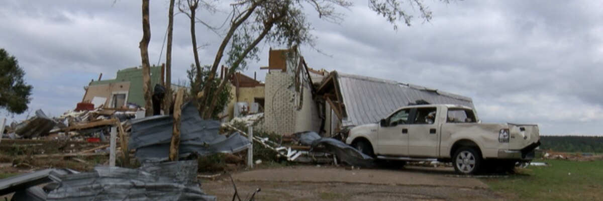 """MEMA to open """"Mississippi Disaster Assistance Centers"""" for Easter storm victims"""