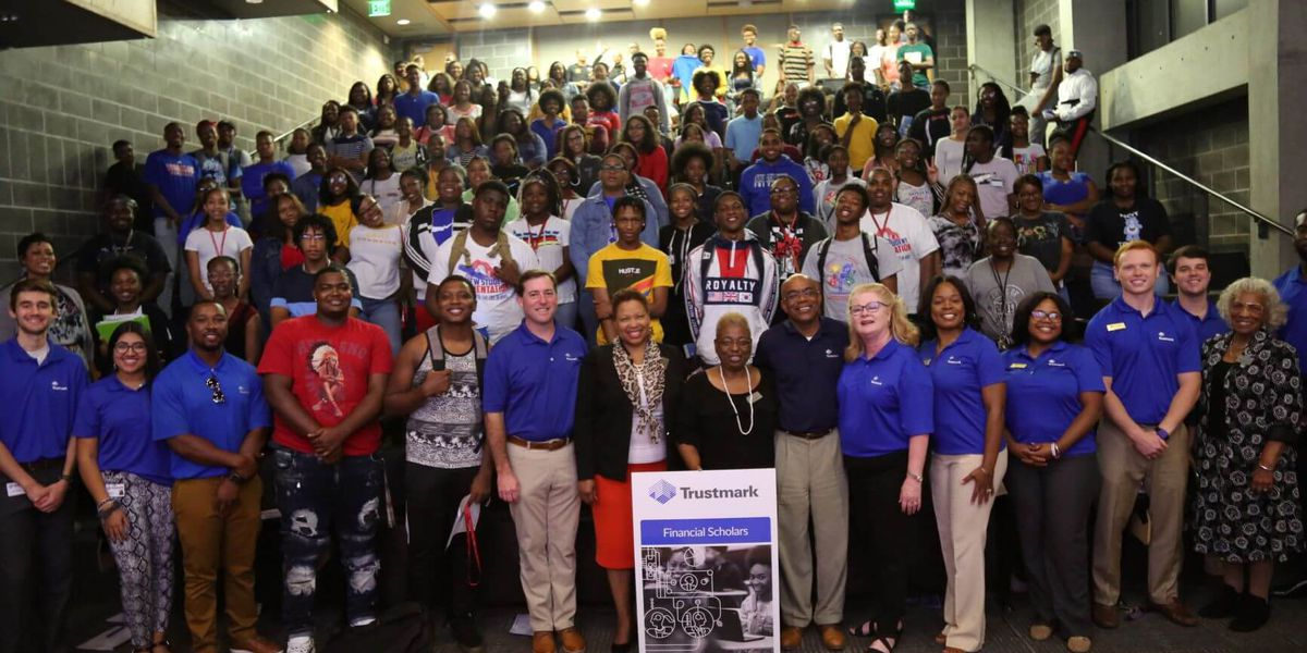 Trustmark launches Financial Scholars Program at Tougaloo College