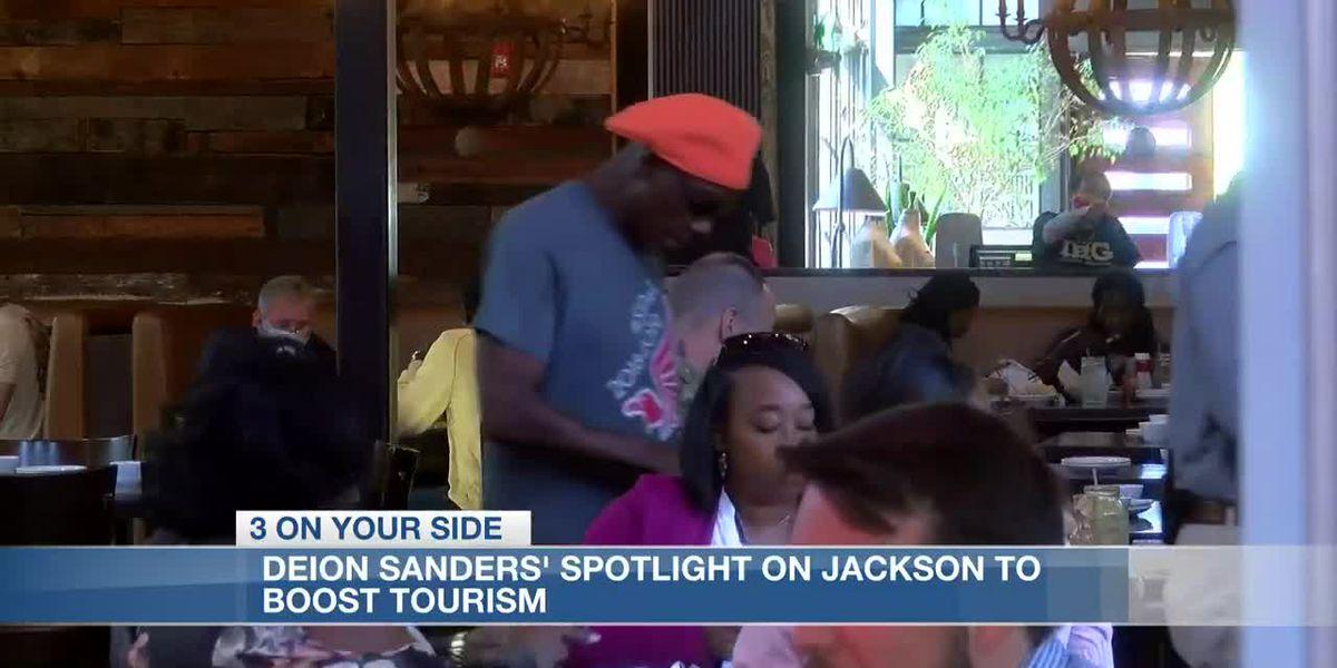 Deion Sanders shines spotlight on the Capital City, boosting tourism