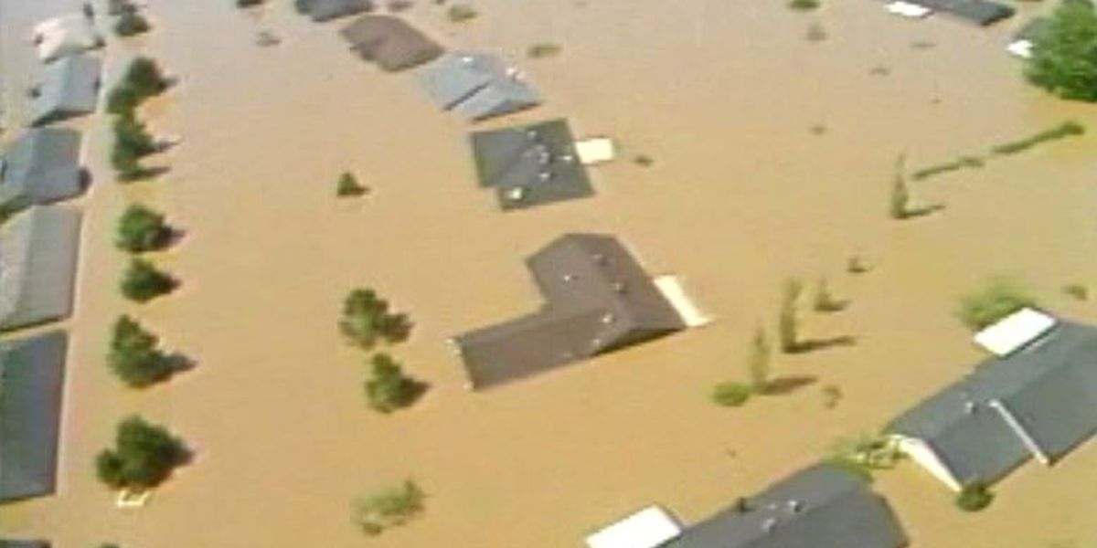 40 years later, locals remember the Great Flood of 1979