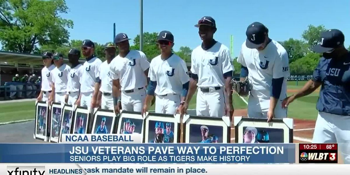 Jackson State seniors making the most of extra season