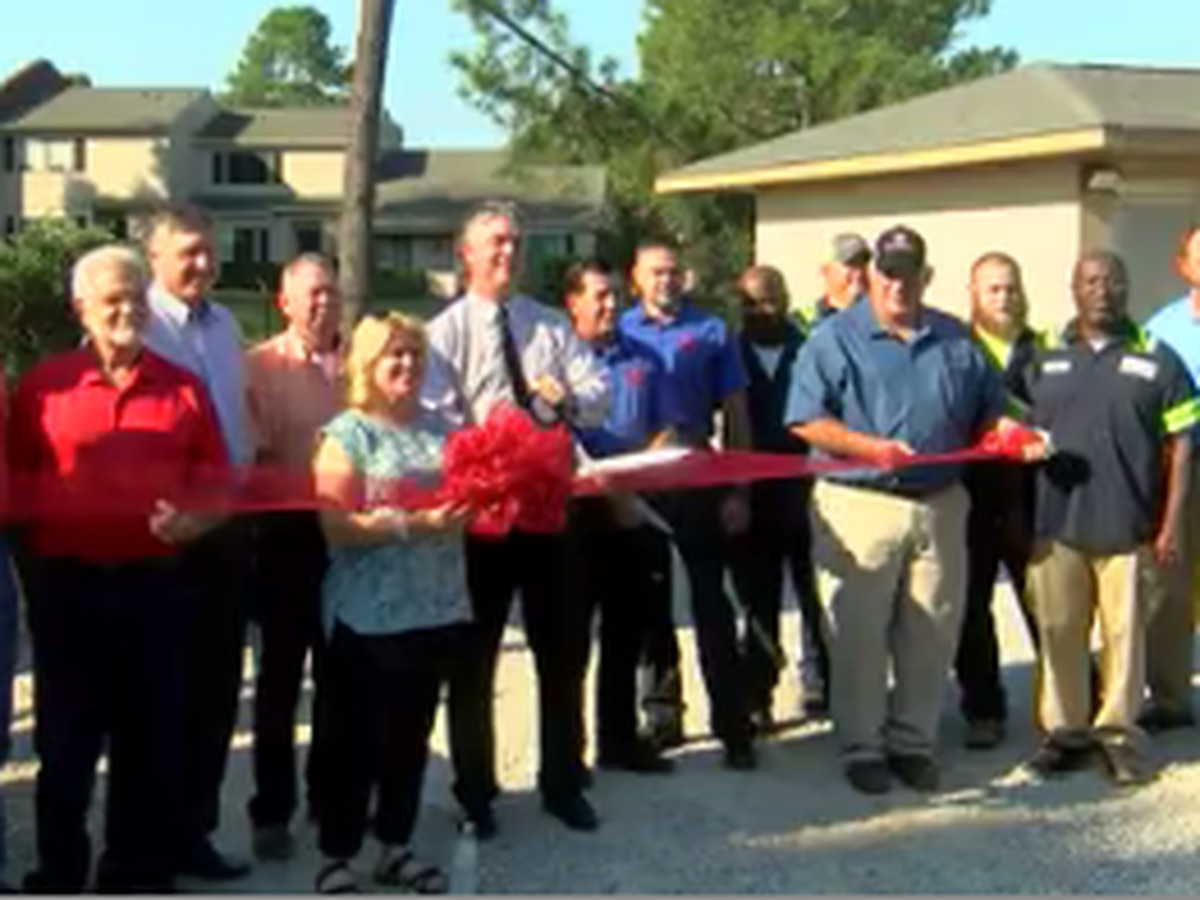 Ribbon cutting held for new Brandon water well