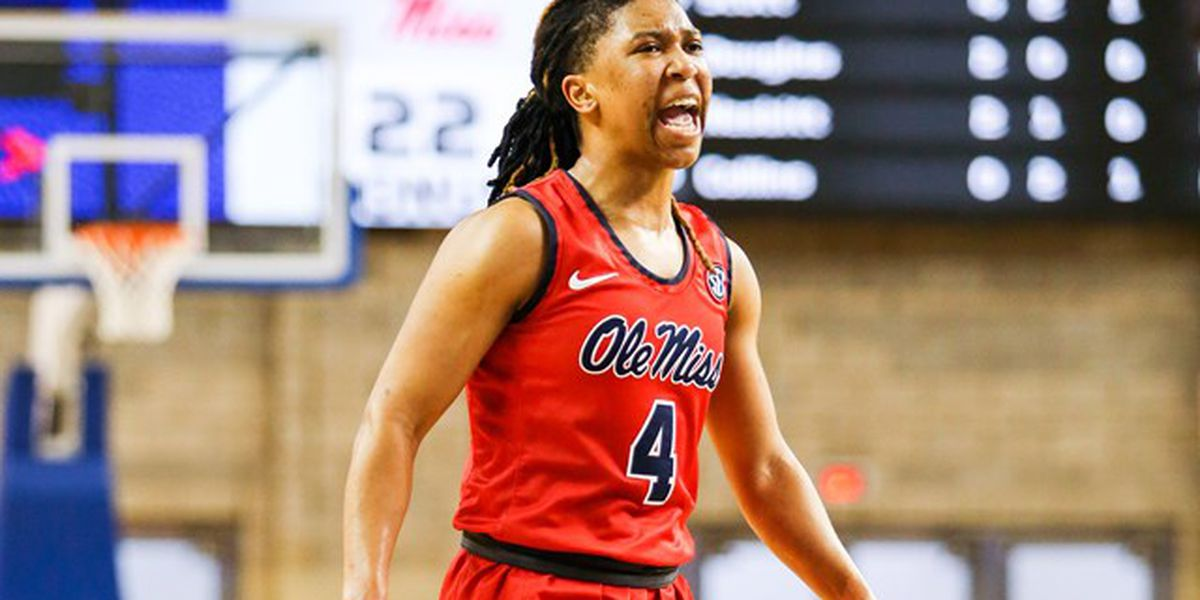 Big second half sees Ole Miss get past #17 Kentucky