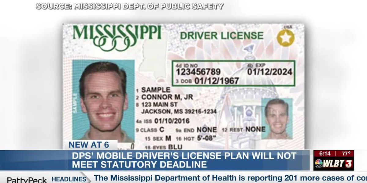 DPS' mobile driver's license program delayed until next year, will not meet statutory deadline