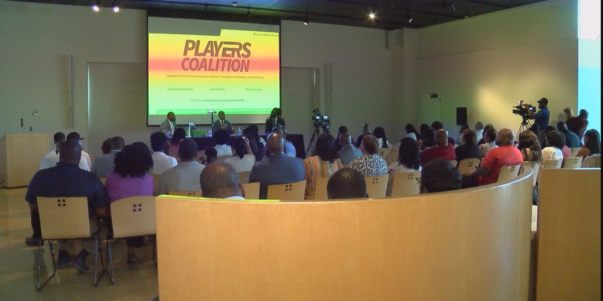 NFL players host Forum on Criminal Justice Reform