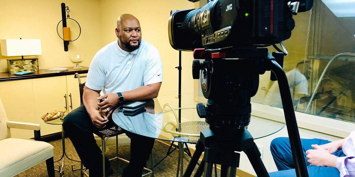 Deuce McAllister on Saints' Super Season and their chance to win it all