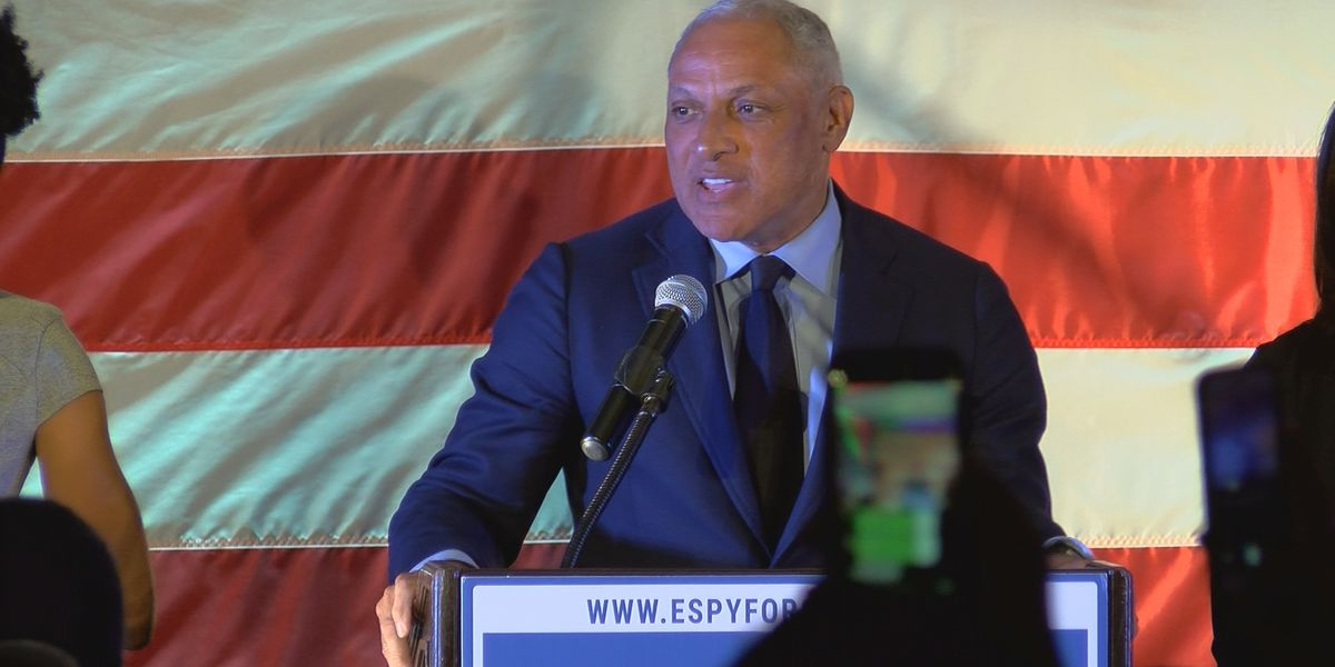 Democrat Mike Espy hits campaign trail as runoff begins